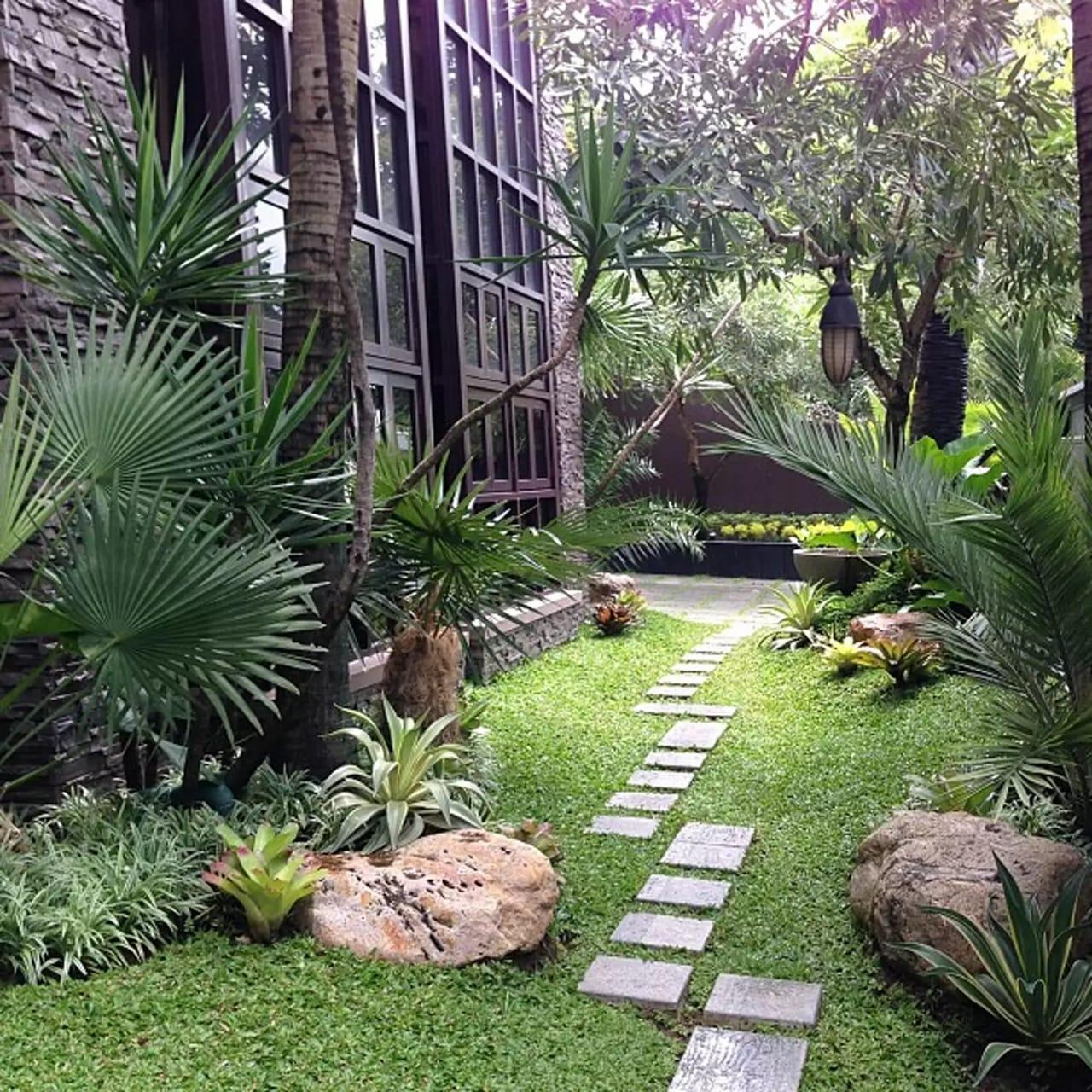 Felic Tukang Taman Surabaya