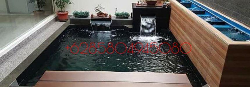 Kolam Dalam Rumah<span class=